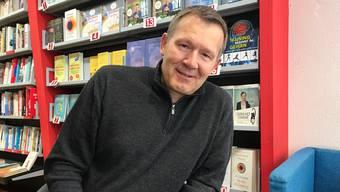 Der Solothurner Autor Christof Gasser plant die ersten Krimitage in Grenchen.