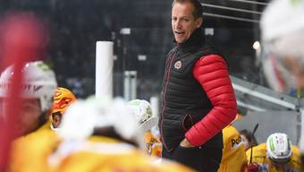 Antti Törmänen gibt bei Biel derzeit die richtigen Anweisungen