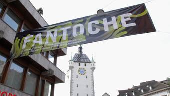 Fantoche, das internationale Festival für Animationsfilm, prägt immer im September das Stadtbild in Baden. (Archiv/Walter Schwager)