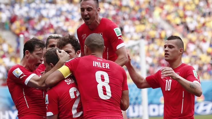 Gewinnen die Schweizer gegen Argentinien, klingeln die Kassen.
