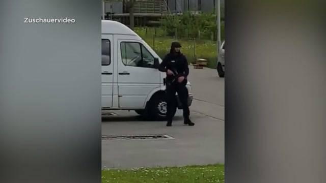 Angst wegen Polizeieinsatz in Zuchwil