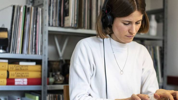 Die Luzerner Künstlerin Martina Lussi erforscht die unerschöpflichen Möglichkeiten von elektroakustischem Sound.