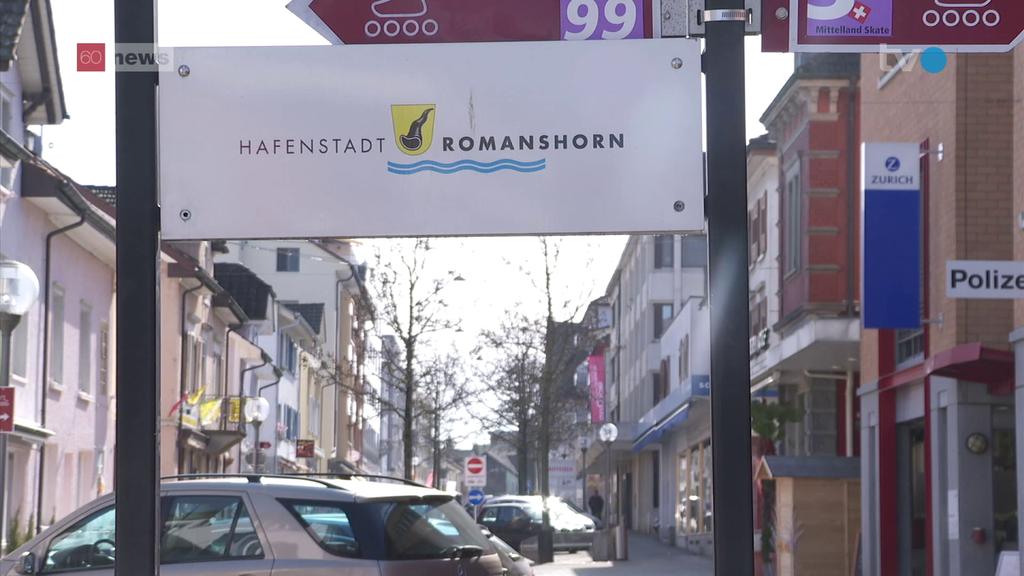 Romanshorn soll in Zukunft einheitlich aussehen.
