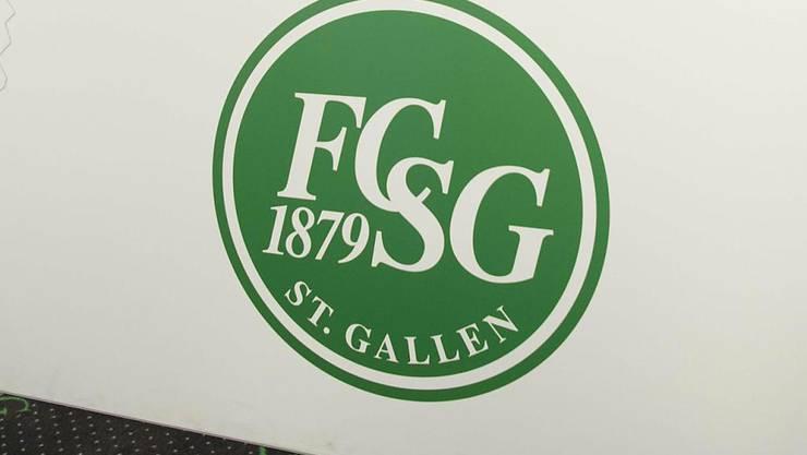 Der FC St. Gallen hat weitere Positionen neben dem Feld besetzt