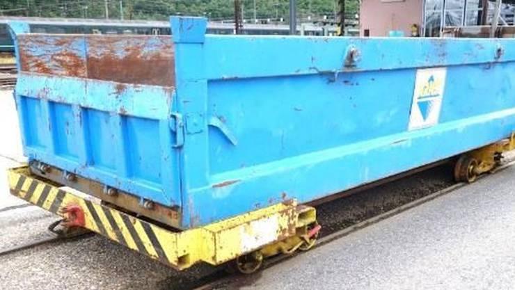 Ein Dienstwagen für den Bau, wie er häufig zu Anwendung kommt.