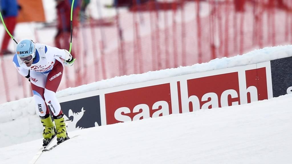 In Saalbach werden Anfang März gleich drei Weltcup-Rennen ausgetragen