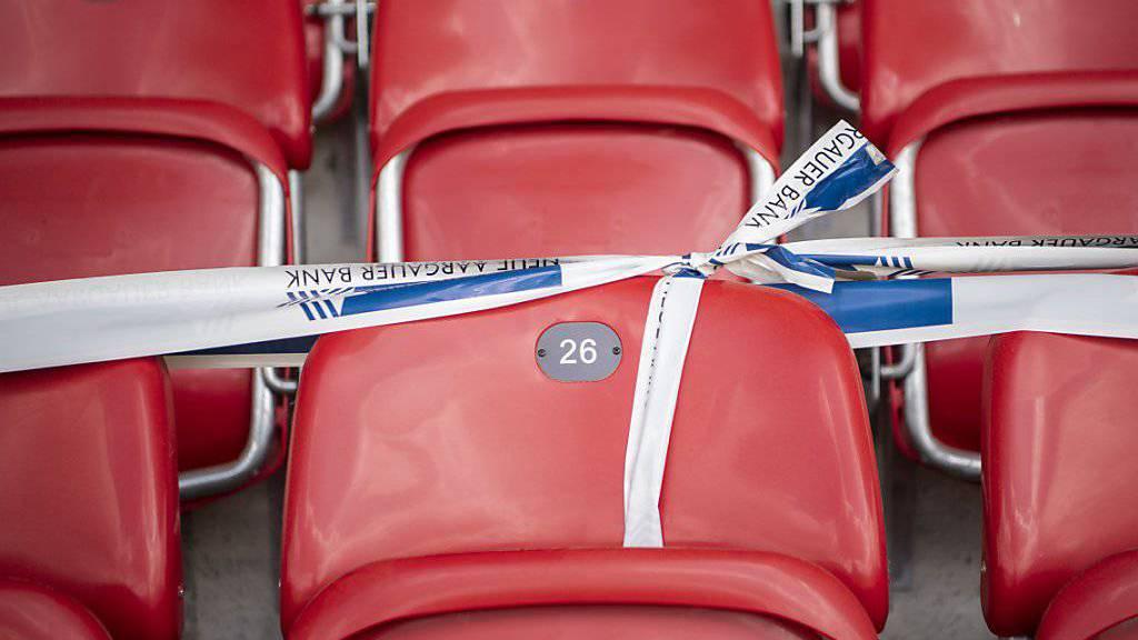 FC Aarau darf vor über 1000 Zuschauer spielen