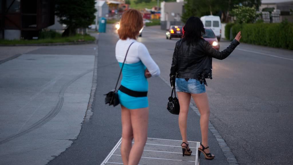 Prostituierte im Ibach in Luzern