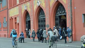 In einer Woche entscheidet das Volk über die neue Zusammensetzung der Basler Regierung.
