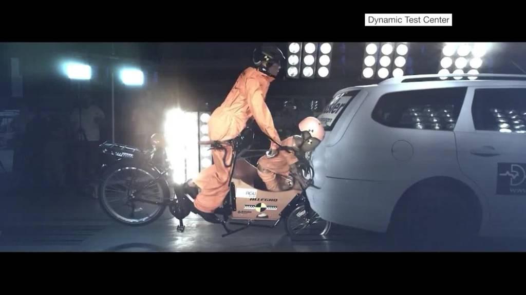 Crashtests zeigen: E-Scooter können eine Gefahr sein