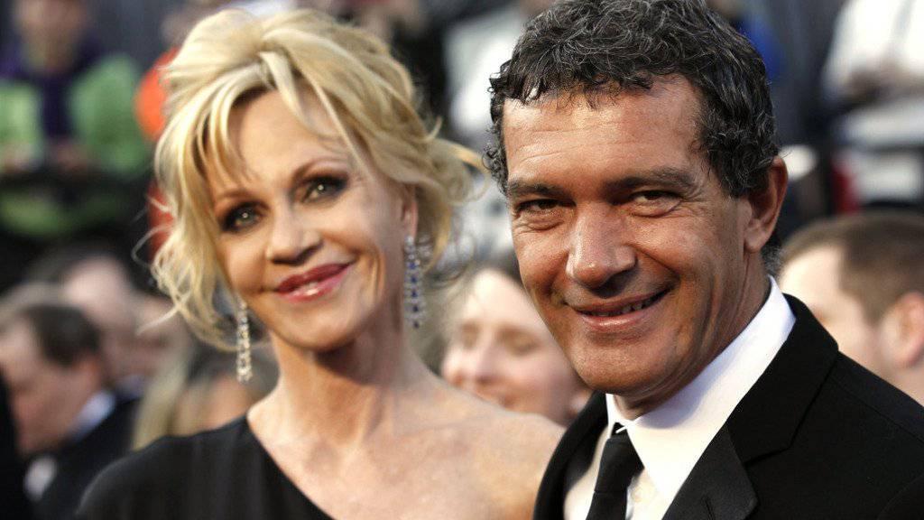 """Melanie Griffith wird Ex-Mann Antonio Banderas """"immer lieben"""""""