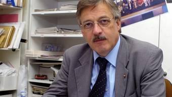 Claudio Micheloni erhebt schwere Vorwürfe (Archiv)