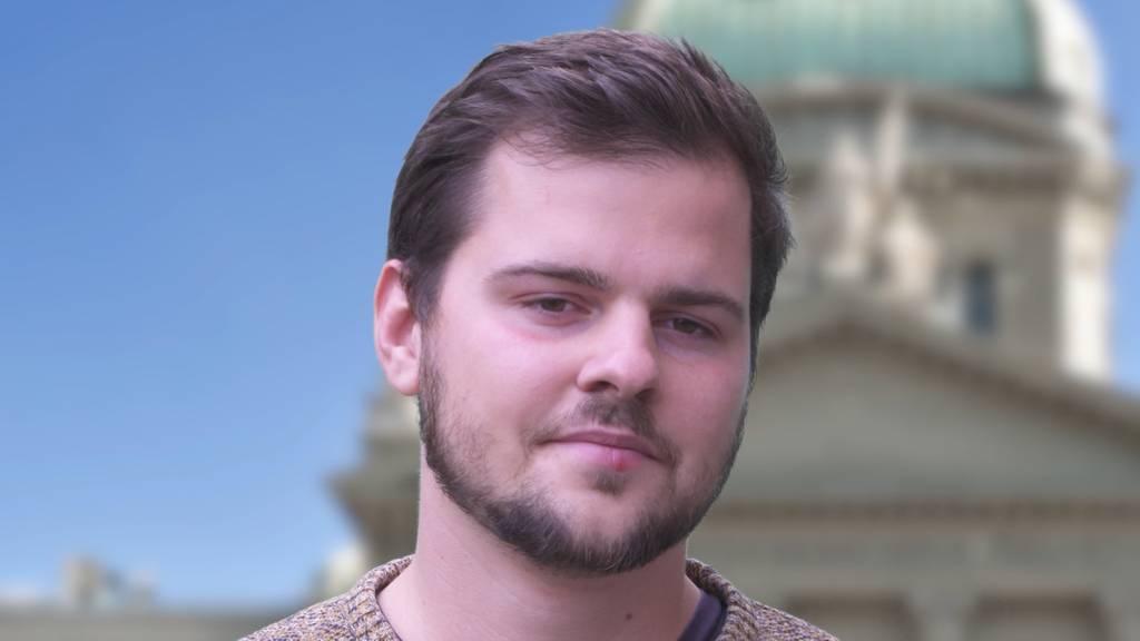 Portrait: Benjamin Stückelberger