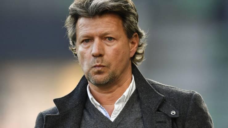 Jeff Saibene ist nicht mehr Trainer von Arminia Bielefeld aus der 2. deutschen Bundesliga