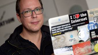 Dürfte aufatmen: der Netzwerk.org-Gründer Markus Beckedahl.