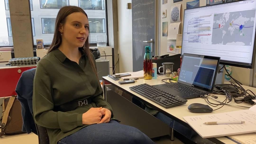 «Das Wichtige im Moment ist, die Geschwindigkeit der Infektionen zu bremsen»: Epidemiologin Emma Hodcroft im Interview