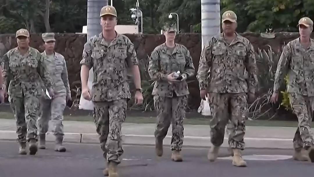 Drei Tote durch Schüsse auf Militärstützpunkt Pearl Harbor