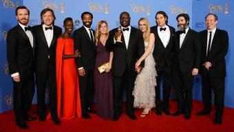 Die Golden Globe-Awards 2014