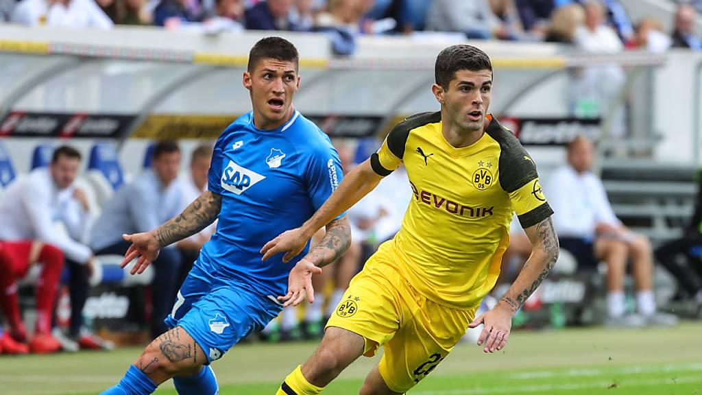Hoffenheim bindet Steven Zuber bis 2023