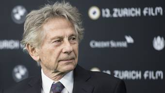 Roman Polanski am diesjährigen «Zürich Film Festival».