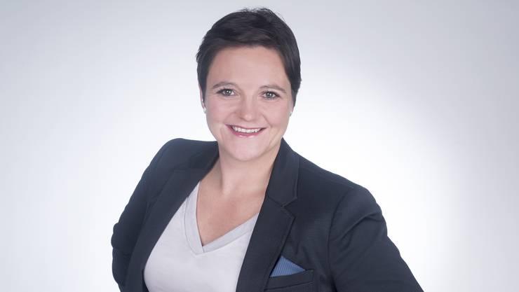 Stefanie Heimgartner rutschte am Sonntag in den Nationalrat nach.