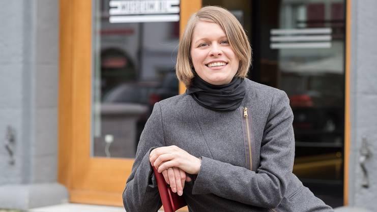 Esther Roth, Leiterin kulturelles.bl.