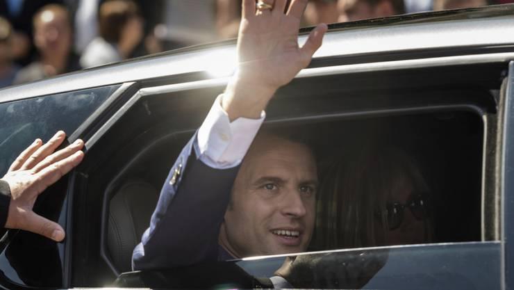 Seit dem Sieg Macrons in Frankreich hat die politische Unsicherheit in Europa nachgelassen.