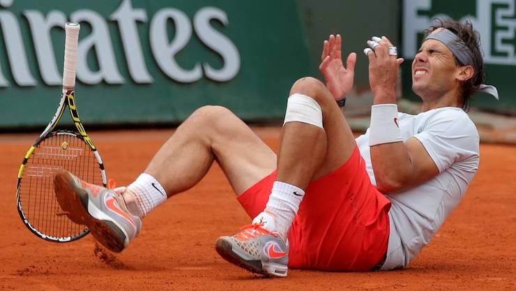 Nadal gewinnt zum achten Mal das French Open.