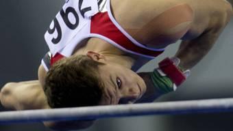 Christian Baumann zeigte einen soliden Wettkampf