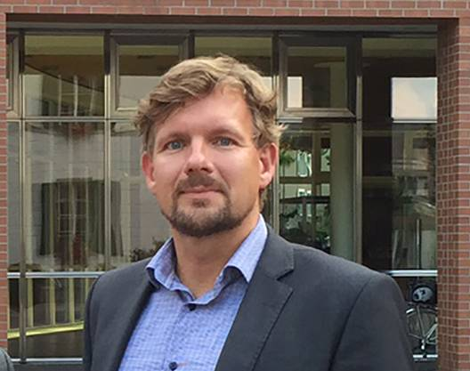 Sven Johannsen, Stadtratskandidat (GLP)