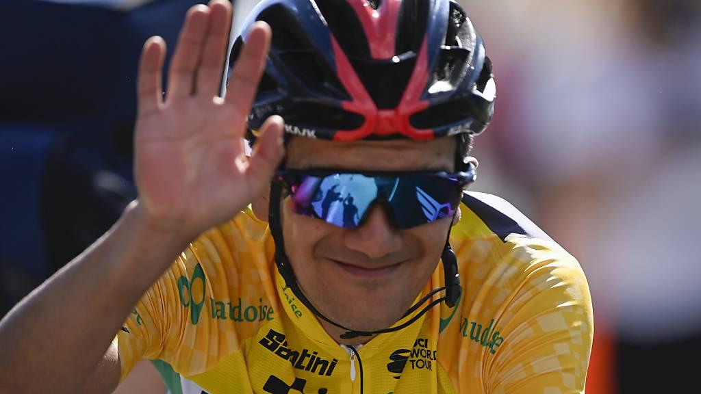 Carapaz Sieger der Tour de Suisse 2021 - Etappensieg für Mäder