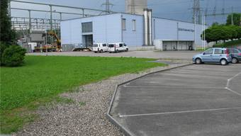 Ein Herzstück des Avag-Stromnetzes: Das ferngesteuerte 50/16-Kilovolt-Unterwerk Gösgen, das dem Wasserkraftwerk benachbart ist.