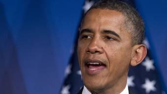 Befürwortet gleichgeschlechtliche Ehe: US-Präsident Barack Obama (Archiv)