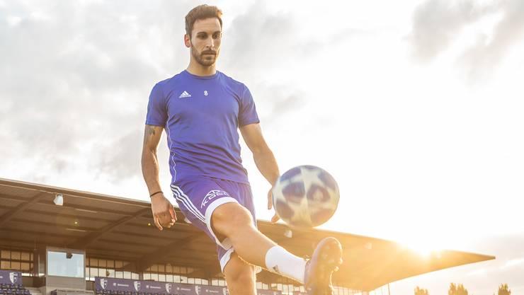 Nervenspiel statt Spektakel: Warum die Zukunft des Wohler Goalgetters Davide Giampà noch nicht geregelt ist