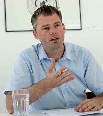 Philipp Studer, Öffentlichkeits- und Datenschutzbeauftragter des Kantons Schwyz.