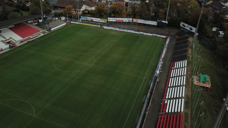Vor Klassiker gegen GC: FC Aarau holt Teilsieg an der Stadionfront