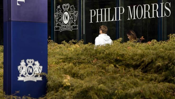 Sitz des Tabakkonzern Philip Morris in Lausanne: Das Unternehmen ist Partner der Schweiz an der Weltausstellung 2020 in Dubai.