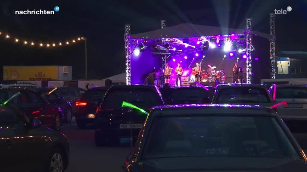Autofestival bringt Festival-Feeling nach Schattdorf