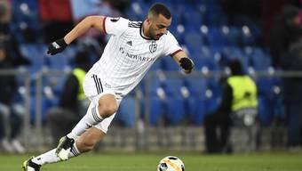 Arthur Cabral startet Richtung Sechzehntelfinal zum Apoel FC.