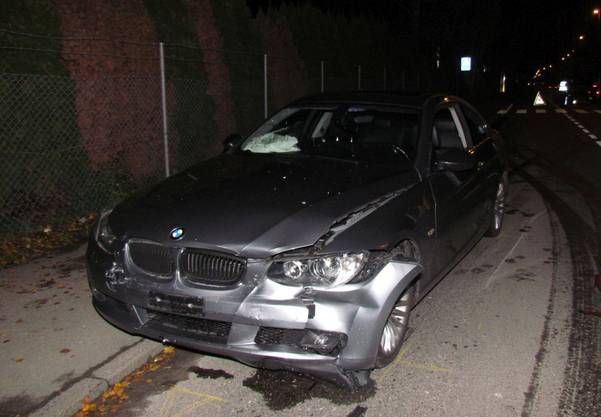Bei der 25-jährigen BMW-Fahrerin wurde ein Alkoholwert von über 0.7 mg/l festgestellt.