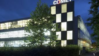 Niederlage für den Verwaltungsrat der Freiburger Technologiegruppe Comet gegen Grossaktionär Veraison: Zum neuen Verwaltungsratspräsidenten hat die Generalversammlung Heinz Kundert gewählt. (Archiv)