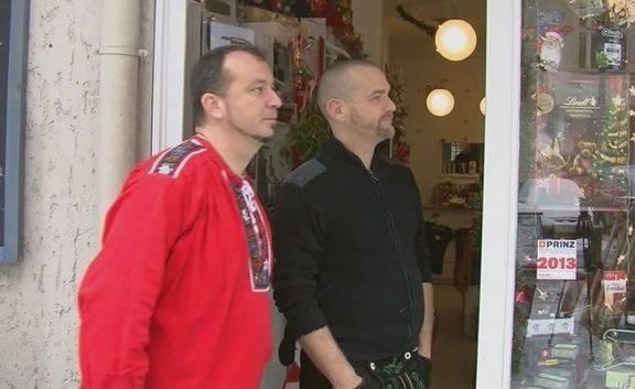 Zwei Schweizer bringen ein Stückchen Schweiz nach Berlin