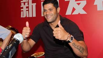 Der frühere brasilianische Internationale Hulk wechselte im Sommer 2016 nach China