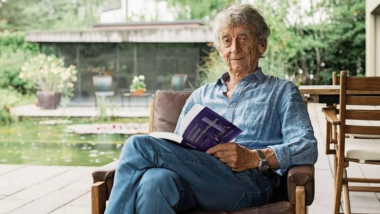 Duri Rungger hat bisher sechs Bücher geschrieben. «Fatale Manipulation» ist sein neustes Werk.