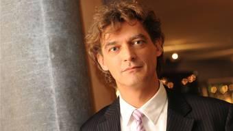 RTV-Basel-Präsident Alex Ebi.