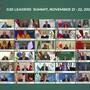 dpatopbilder - HANDOUT - Staats- und Regierungschef der führenden Wirtschaftsnationen nehmen an einer Video-Schalte zum virtuellen G20-Gipfel teil. Eigentlich sollte der Gipfel erstmals in der saudischen Hauptstadt Riad stattfinden. Wegen der Corona-Pandemie werden die Gespräche aber nur per Video-Schalte geführt. Foto: -/G20 Riyadh Summit/AP/dpa - ACHTUNG: Nur zur redaktionellen Verwendung und nur mit vollständiger Nennung des vorstehenden Credits