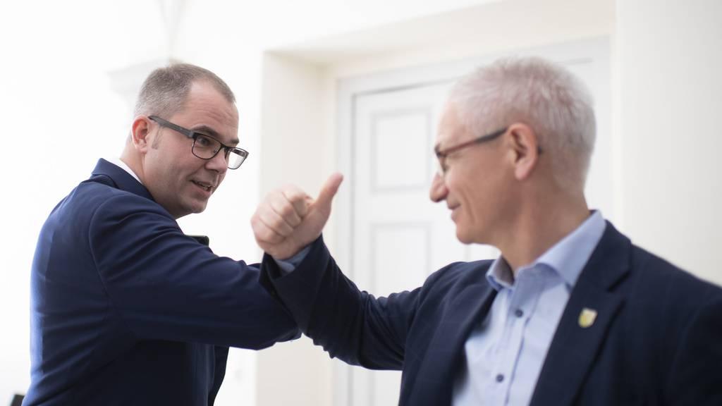 Der Grosse Rat wird deutlich grüner, Urs Martin neu im Regierungsrat