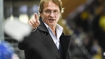 Nach dem Champions-League-Halbfinal zeigte sich Arno Del Curto enttäuscht.