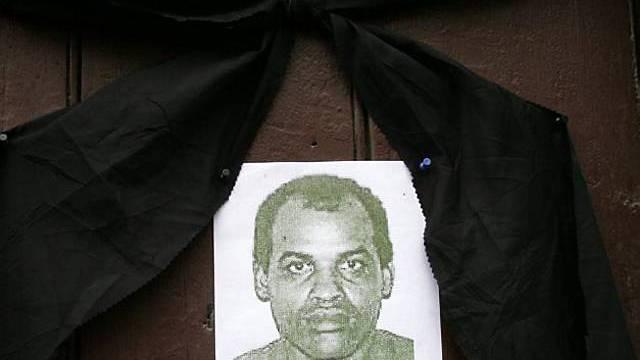 Gedenken an Dissidenten Orlando Zapata