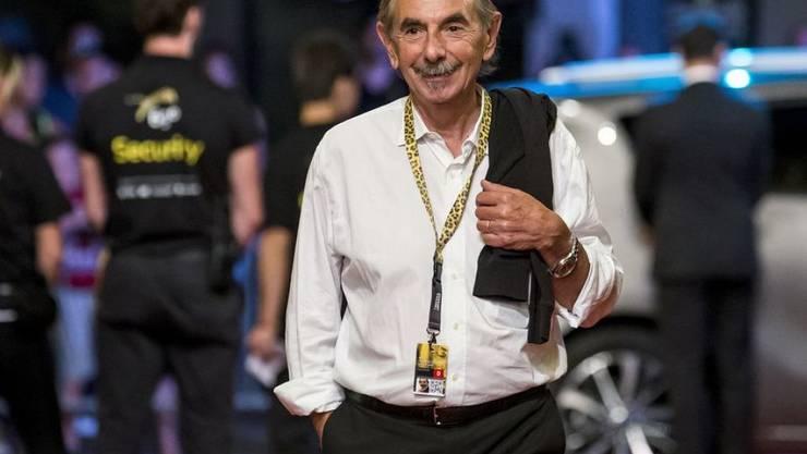 Der Schweizer Filmregisseur Xavier Koller feiert am 17. Juni 2019 den 75. Geburtstag. (Archiv)